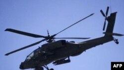 ავღანეთში ნატოს ვერტმფრენი ჩამოვარდა