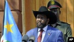 Shugaban Sudan ta Kudu, Salva Kiir