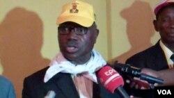 Lucas Ngonda líder da FNLA