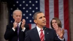 تحلیلی بر سخنان پرزیدنت اوباما در نخستین گزارش وضعیت کشور به مردم در کنگره آمریکا