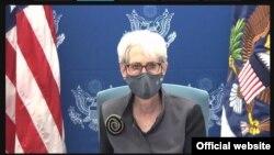 وندی شرمن، قائم مقام وزارت خارجه آمریکا