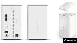 El Home H850 permite una rápida conexión de hasta 20 dispositivos en casa.