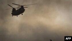 Китайцы утверждают, что не осматривали сбитый американский вертолет
