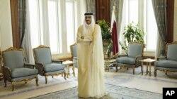 امیر قطر فرمان آماده باش ارتش را صادر کرد.