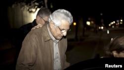 خسرو افقهی، پس از آزادی از زندان در تگزاس
