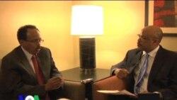 VOASomali interview with Somali Former PM