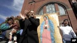 Eusebio Elizondo, obispo auxiliar de Seattle y presidente de la Comisión Episcopal sobre la Migración confía en que el Papa pueda abordar el tema durante su visita a EE.UU.