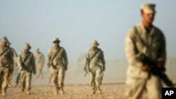 Le départ graduel des troupes américaines d'Afghanistan commencera le mois prochain.