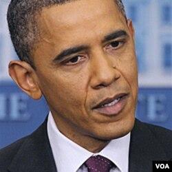 """Prezidan Obama felisite Lavwad Lamerik kòm yon sous enfòmasyon """"objektif"""" anfas gouvènman etranje"""
