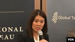 美国智库全国亚洲研究局亚洲政治安全事务资深主任马翊庭