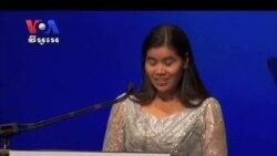 Housing Activist Accepts Award at Kennedy Center Gala