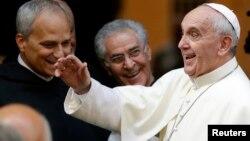 Francisco sería el tercer papa en visitar Colombia. Antes lo hicieron Paulo VI y Juan Pablo II.