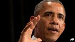 El presidente Obama reiteró que está dispuesto a trabajar juntamente con los republicanos.