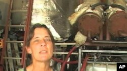 Diane Kearns iz kompanije Shenandoah Agricultural Products, u Virginiji