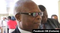 Jeremias Pondeca, membre du principal parti d'opposition mozambicain, la Renamo, abattu samedi 8 octobre à Maputo par des hommes armés non identifiés.