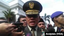 Tướng Gatot Nurmantyo, Chỉ huy Các lực lượng vũ trang Indonesia.