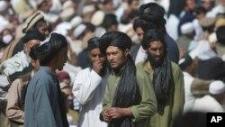 طالبان چهار روز پیش حملات را بر این مرکز آغاز کرده بودند