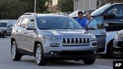 Một đại lý bán xe của Fiat Chrysler ở Doral, Florida (ảnh tư liệu, 11/2015)