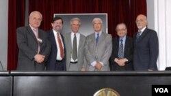 El Congreso Internacional de Periodismo Médico y Temas de Salud contó con la presencia de presidentes honorarios e invitados especiales.
