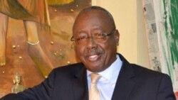L'économiste burundais Prime Nyamoya