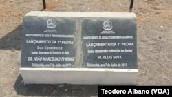 Famílias nos Gambos recusam projecto do Governo local - 3:00