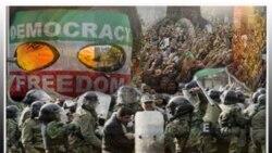 پاسداران قول داده اند از شليک به معترضين در ايران خودداری کنند