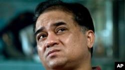 Học giả người Uighur Ilham Tohti.