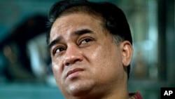 Cendekiawan Ilham Tohti dari kelompok minoritas Uighur di China.