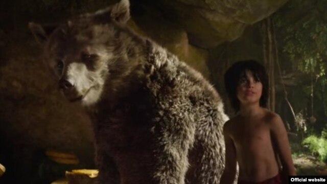'Jungle Book' Kembali Rajai Box Office AS