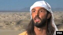 Кадр из фильма «Невинность мусульман»