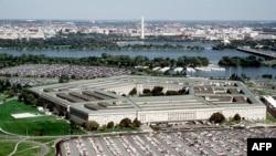 미국 워싱턴 인근의 국방부 건물.