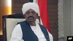 Shugaban Sudan Umar al-Bashir