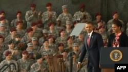 ԱՄՆ-ի նախագահը հորդորում է լավ պայմաններ ստեղծել Իրաքից վերադարձող զինվորականների համար