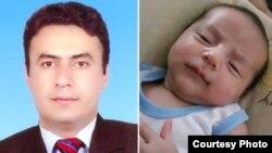 Firuz Yusifi və oğlu AlpOrhan