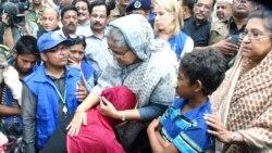 ႐ိုဟင္ဂ်ာေတြ ဌာေနျပန္ေရး ၀န္ႀကီးခ်ဳပ္ Hasina စိုးရိမ္