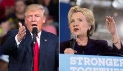 Trump-Clinton: Người Việt chọn ai?