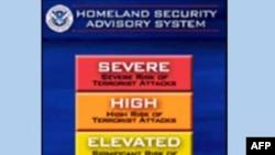 ABŞ-da terror aksiyalarının 10-cu ildönümü ərəfəsində xəbərdarlıq səviyyəsi qaldırılıb