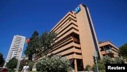 Edifício da Portugal Telecom em Lisboa