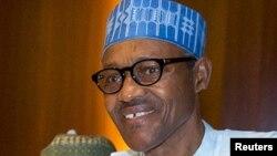 Shugaban Najeriya Muhammad Buhari wanda yake yaki da almubazaranci da almundahana da kafa sabon tsari.
