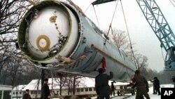 Российская баллистическая ракета SS-19