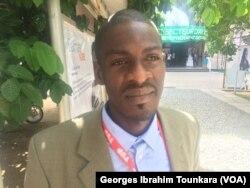 Coulibaly Daouda à Abidjan, le 12 avril 2018. (VOA/Georges Ibrahim Tounkara)