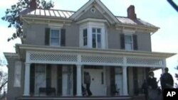 The home of Frederick Douglass, Cedar Hill, is drawing tourists in Washington, D.C.
