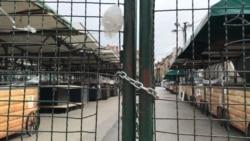 Beograd: Nelegalne tržnice ispred zaključanih pijaca
