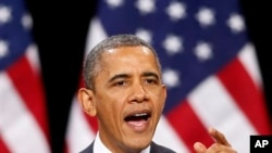 1President Obama avuga ku kibazo c'abimukira
