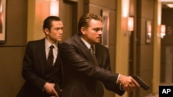 By combining larger-than-life sets and a mind-bending plot, 'Inception' director Christopher Nolan creates an intelligent, highly entertaining film.