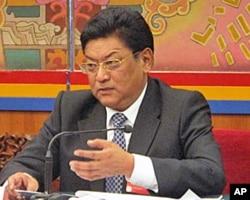 西藏自治區主席白瑪赤林