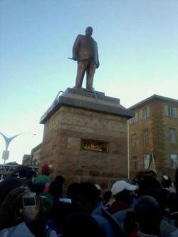 Report on Joshua Nkomo Legacy Filed By Taurai Shava