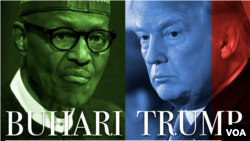 Buhari Trump 2018