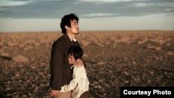 탈북자들의 이야기를 다룬 영화 '크로싱'의 한 장면.