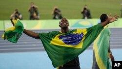 牙買加短跑明星博爾特